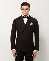 Jaeger Silk Linen Slim Jacket