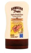 Hawaiian Tropic Satin Protection Sun Lotion SPF 15 Travel Size 100ml