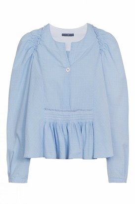 High Amicable Flare Out Shirt - 10
