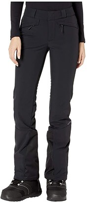 Spyder Orb Softshell Pants (Black) Women's Outerwear