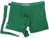 Lacoste Colours 3-Pack Boxer Brief
