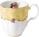 Royal Albert 100 Years Mug - 1990 Bouquet