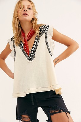 Free People Market Place Tee
