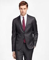 Brooks Brothers Alternating Stripe Suit Jacket