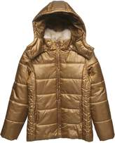 Esprit Girls Pearlescent Parka