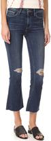 Paige Colette Crop Flare Jeans