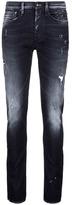 Denham Jeans 'Bolt' ripped skinny jeans
