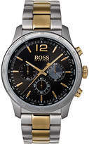 BOSS The Pro chronograph stainless steel quartz watch