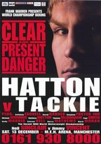 Victoria's Secret The Poster Corp Ricky Hatton Ben Tackie Movie Poster