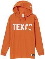 PINK University Of Texas Campus Hoodie Tee