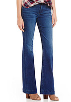 7 For All Mankind Tailorless Dojo Flare Jean