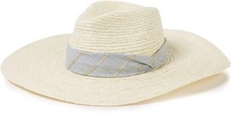 Rag & Bone Woven Raffia Sun Hat