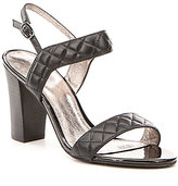 Adrianna Papell Astor Quilted Sandals