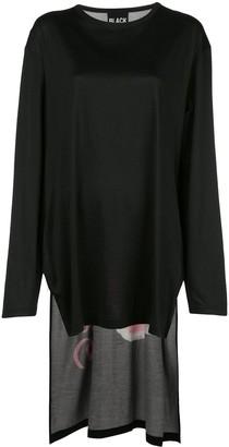 Yohji Yamamoto To Take A Rest long sleeved T-shirt