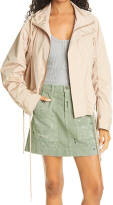 NSF Ayay Shirred Jacket