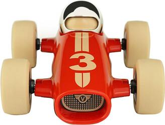 Selfridges Malibu Benjamin race car toy