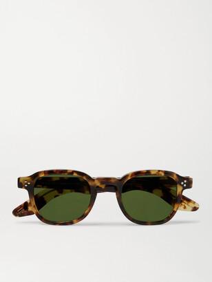 MOSCOT Momza Sun Square-Frame Acetate Sunglasses
