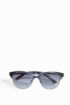 Paul & Joe Marbled D-Frame Sunglasses
