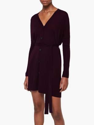 AllSaints Iva Cardigan Dress
