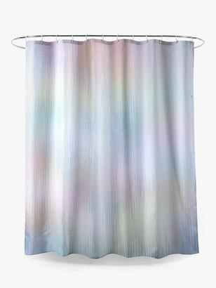 John Lewis & Partners Glitch Shower Curtain