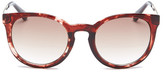 Diane von Furstenberg Women&s Cat Eye Sunglasses