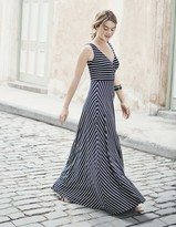 Boden Full Skirt Maxi Dress