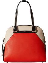 Furla Corona Medium Dome Satchel Satchel Handbags