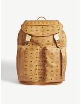 Mcm Gustav Visetos Large Backpack