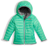 The North Face Reversible Mossbud Swirl Jacket, Size 2-4T
