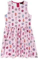 Juicy Couture Girls Juicy Treats Neoprene Party Dress