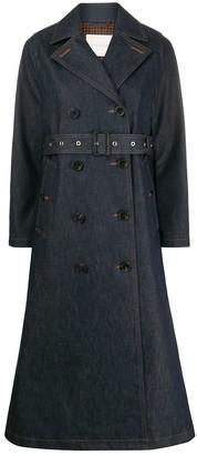 MACKINTOSH Montrose maxi trench coat