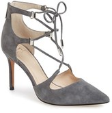 Marc Fisher Women's 'Toni' Lace-Up Pointy Toe Pump