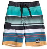 Quiksilver Toddler Boy's Everyday Stripe Vee Board Shorts