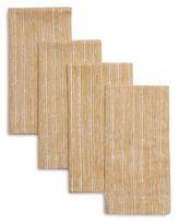 Sur La Table Wood Print Napkins, Set of 4