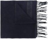 Dolce & Gabbana fringed scarf