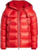 Moncler Pascal Quilted Down Jacket with Hood