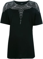 Marcelo Burlon County of Milan Mercedes T-shirt - women - Cotton - XXS