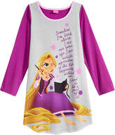 Disney Rapunzel Tangled Nightgown, Little Girls (4-6X) and Big Girls (7-16)