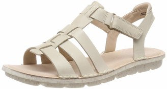 Clarks Blake Jewel Womens Ankle-Strap