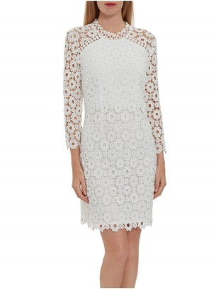 Gina Bacconi Makaya Lace Dress