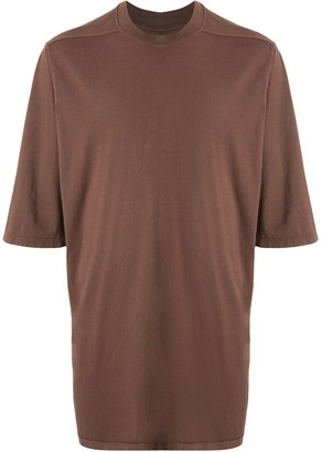 Rick Owens Jubo longline T-shirt