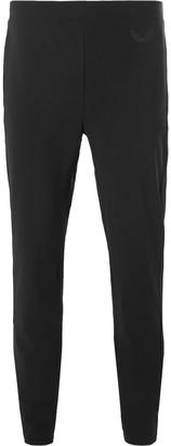 Castore Swinton Mesh-Trimmed Bonded Stretch-Jersey Sweatpants