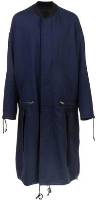 Haider Ackermann Long Shawl Coat