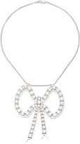 Elizabeth Kennedy Bow Necklace