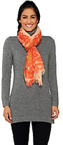 Joan Rivers Classics Collection Joan Rivers Bold Leopard Print Scarf