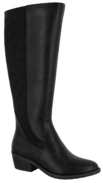Easy Street Shoes Cortland Riding Boots Women's Shoes