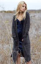 Say What Maxi Cable Cardigan