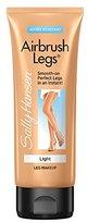 Sally Hansen Airbrush Legs Lotion, Light, 4 oz