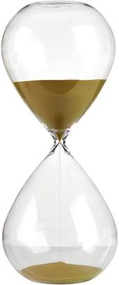 Pols Potten Hourglass Ball Sandglass, Large, Gold