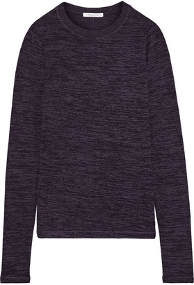 Rag & Bone Jane Melange Stretch-knit Top